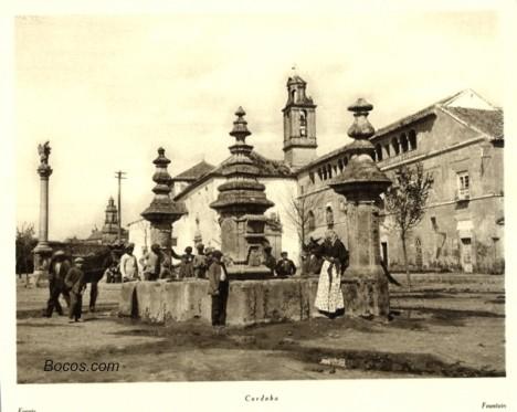 Fuente de c rdoba la espa a inc gnita for Azulejeria antigua cordoba